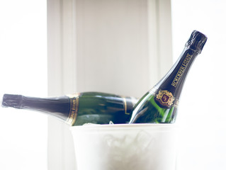 Thirsty Thursday | Champagne vs. Prosecco vs. Cava