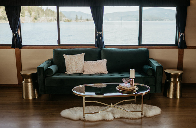 Coeur d'Alene Lake Cruise Boat