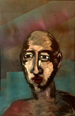 Bald Man #9