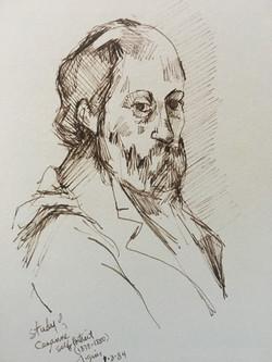 Study of Cezanne