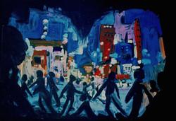 City Night Dance