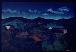 New Mexico Nightscape