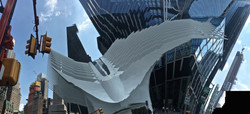Occulus Downtown NYC