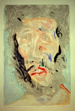 Self Portrait '77