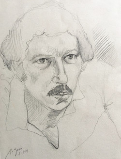 Self Portrait '79