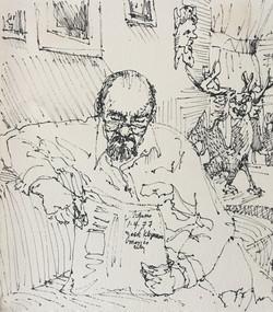 Josh Kligerman, Mexico City