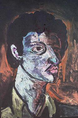 "Self Portrait ""81"