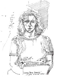 Nancy Kowzikowski in NYC