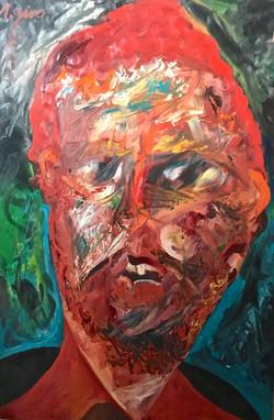 Self Portrait '85