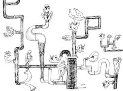 People in the Plumbing