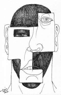 Mask #7 2012