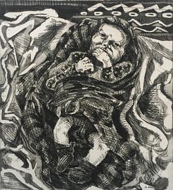 Noah in Blankets