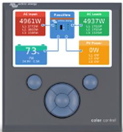 Colour Control Unit