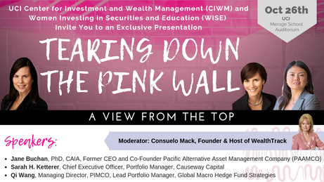 TEARING DOWN THE PINK WALL | OCT 26TH