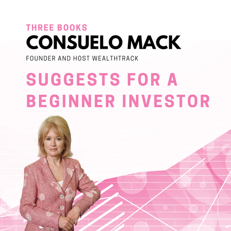 3 books Consuelo Mack suggests for a beginner investor