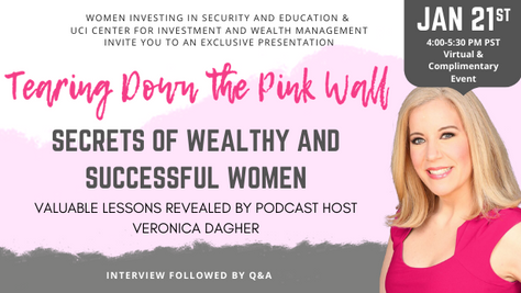 Secrets of Wealthy and Successful Women