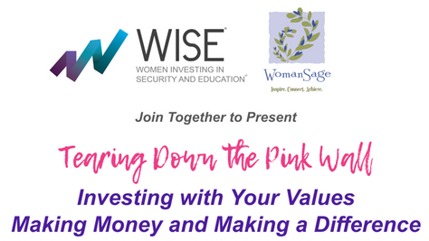 Investing with Your Values Making Money and Making a Difference | Sept 10th 2019