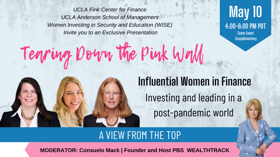 Influential Women in Finance Investing and leading in a post-pandemic world