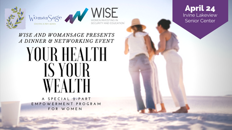 Your Health Is Your Wealth | April 24