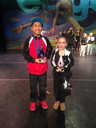Edge Dance Competition 2016
