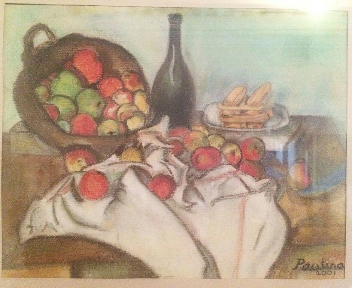 """Interpretación obra - Paul Cézanne"""