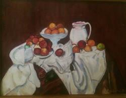 """""""Interpretación obra - Paul Cézanne"""""""