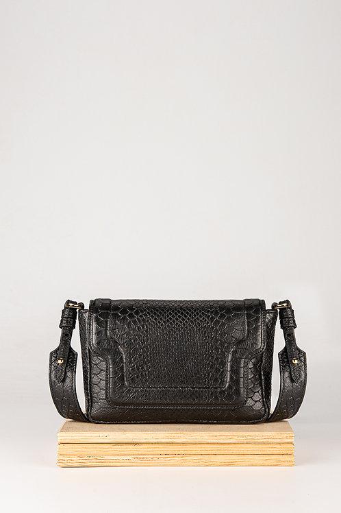 Leather bag Mini Modern Black Mamba
