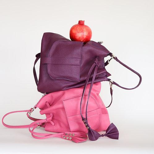 Torebka, worek, plecak miejski 3in1 Power in color