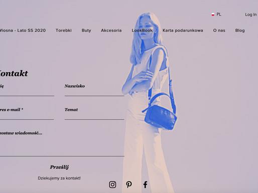 Nowa strona Kulik Style