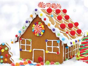 LES P'TITS CHEF CRÉATIFS | Maison en biscuit et pain d'épice