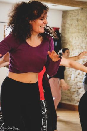 Psycho-Praticienne & Danse Art Thérapeute