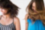 Модели для волос