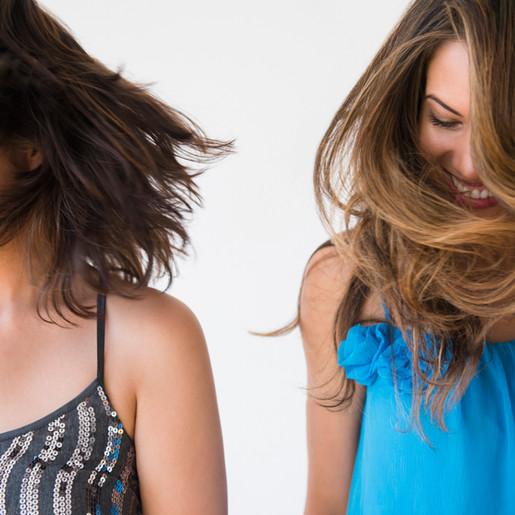 Stronger, Healthier Hair... Naturally