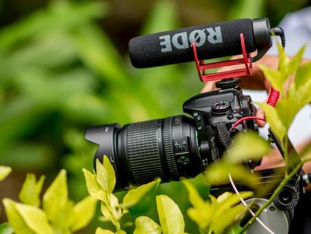 Gute Tonqualität – wie du deine Videos verbessern kannst