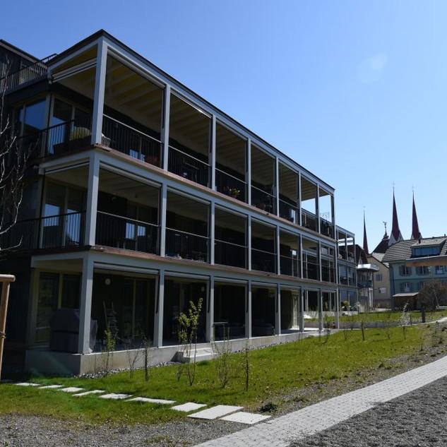 Wohnsiedlung Chatzebach Muri