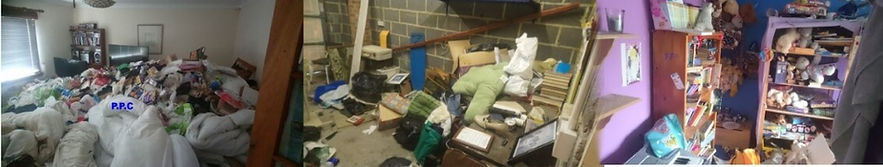 pristine property clearance, declutter service