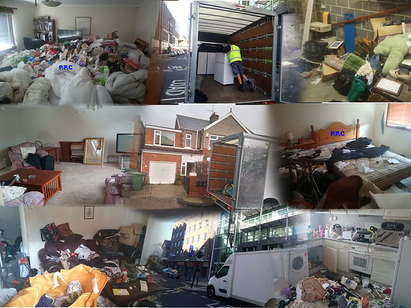 verminous house clearance specialists
