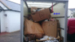 Second rubbish removal by pristine property clearance