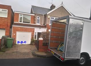 House clearance fulwell