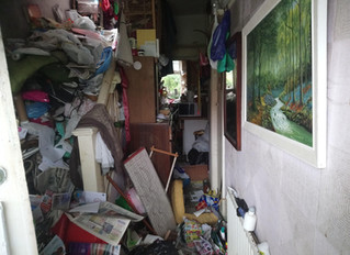Hoarding-Verminous House Clearance