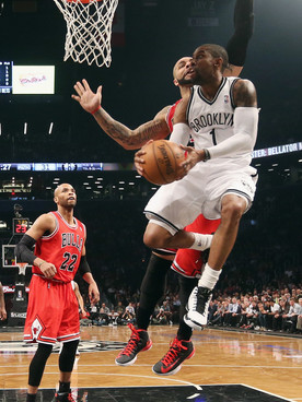 C+J+Watson+Chicago+Bulls+v+Brooklyn+Nets