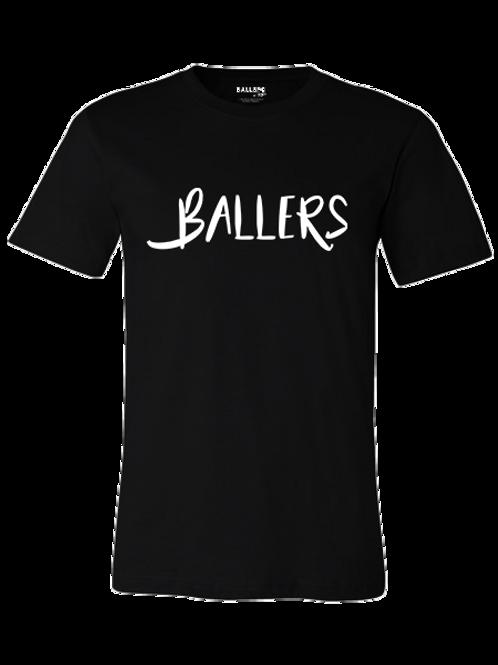 Ballers Staple T-Shirt (Black)