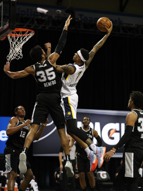 2021_02_15 Mad Ants vs. Austin (Getty Im