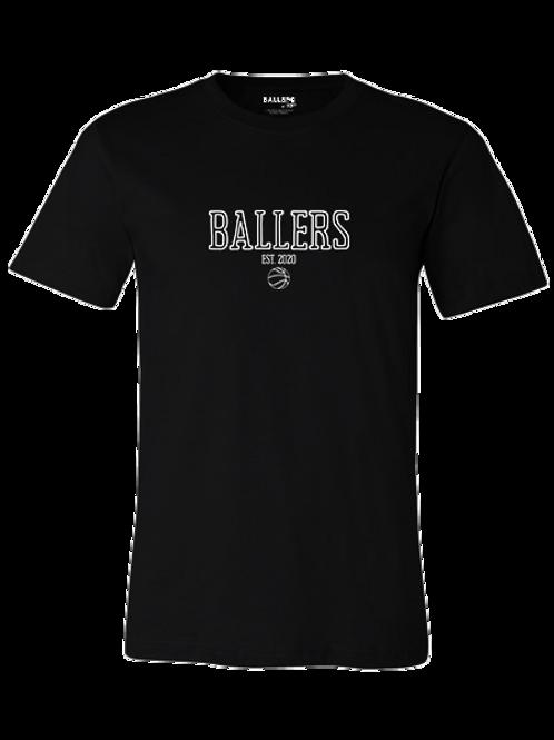 Ballers Est. 2020 T-Shirt (Black)