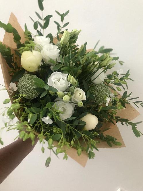 Neutral Fusion Aqua Packed Bouquet