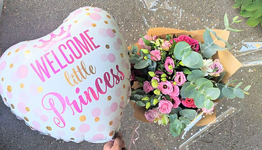 welcome baby pink bouquet.jpeg