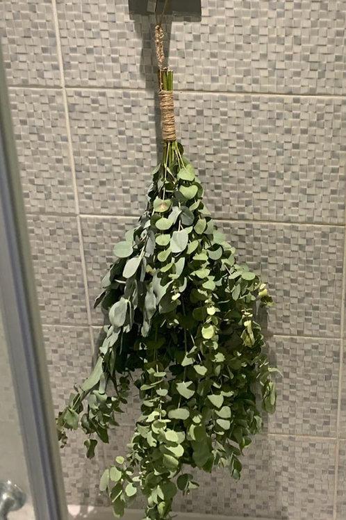 Hanging Bathroom Bouquet