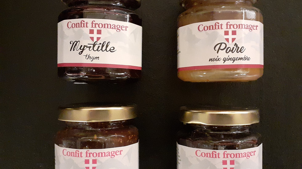 Les confits fromagers