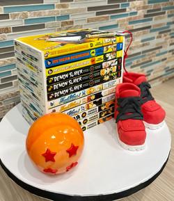 Manga Anime Cake