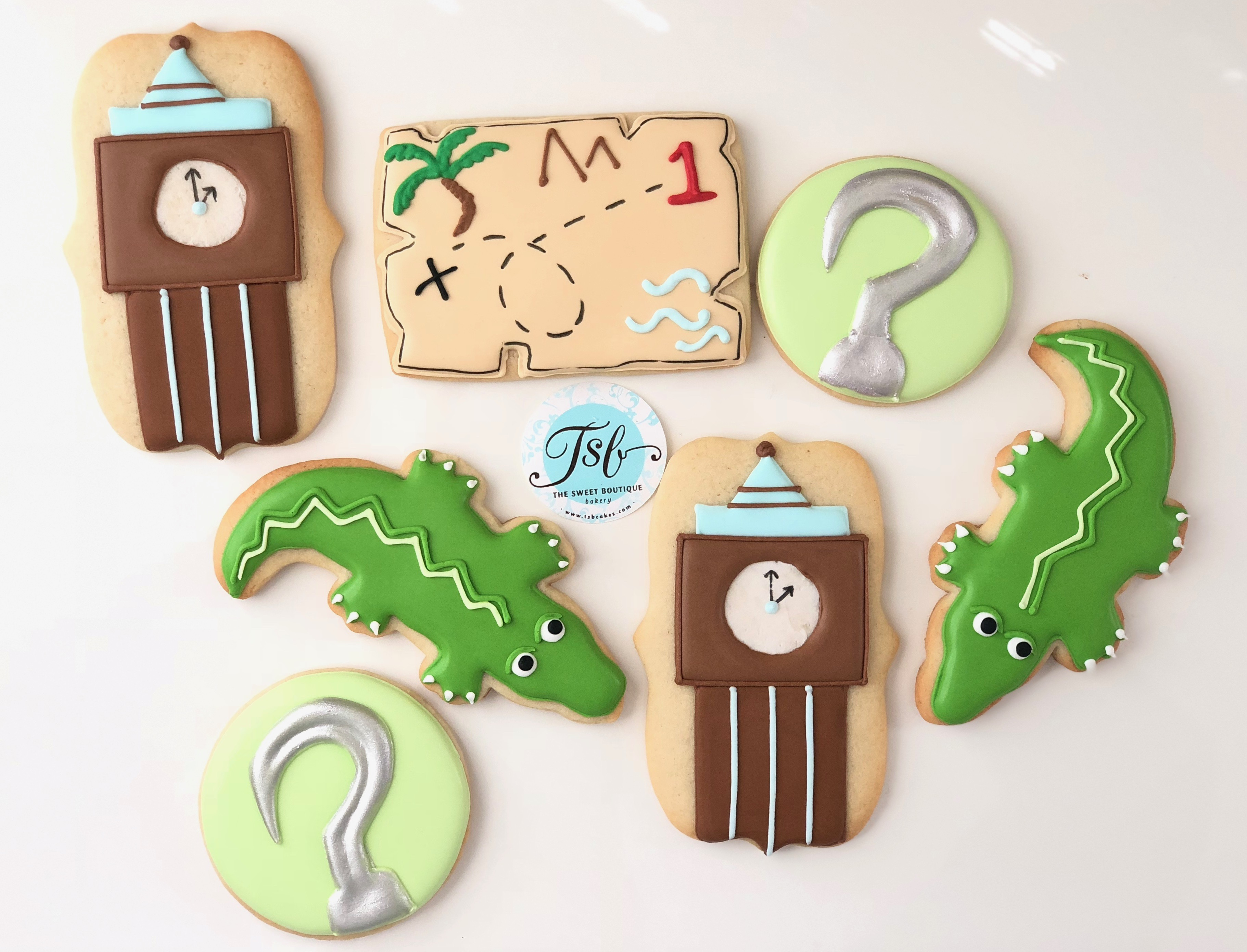 Peter Pan Cookies